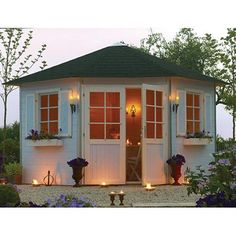 Abri de jardin bois 10m abri jardin pinterest chalets - Abri jardin namur nancy ...