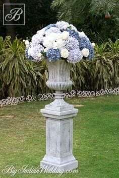 FlowersForever artificial silk wedding flowers