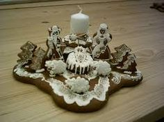 Výsledek obrázku pro perníčky Candle Holders, Candles, Candlesticks, Candelabra, Candle, Lights, Candle Stands, Candle Stand