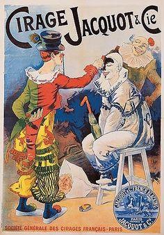 Cirage Jacquot - 1894 - (Lucien Lefevre) -
