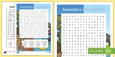 This Year 6 AC Geography Australia's Connections themed word search features key vocabulary for this topic. Great for consolidating spelling, you can use this resource as an opening to other independent writing activities, or just for fun! Anzac Day, Year 6, Writing Activities, Geography, Spelling, Vocabulary, Connection, Australia, Learning
