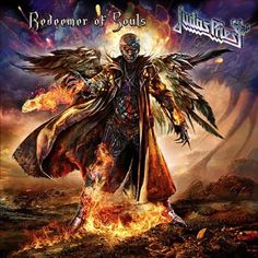 Eat This ! Hard Rock & Metal : Judas Priest - Redeemer of Souls (2014)