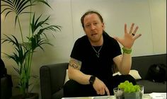 An interview with @BKerchOfficial at Download Festival in Paris...