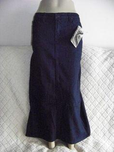 long-denim-jean-skirt-modest-maxi-custom made at ...