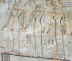 La tombe de Horemheb (KV.57)  (Vallée des Rois / Thèbes ouest) | by dalbera