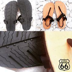 Enix Sandals