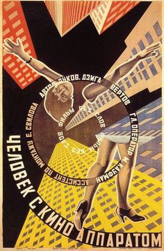 Watch Dziga Vertov's A Man with a Movie Camera, Named the 8th Best Film Ever Made