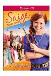Saige Paints the Sky DVD