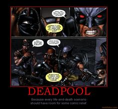 pictures of funny x-men with captions | Robert Rodriguez in Talks to Direct Deadpool After All