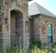 Mcbee homes exterior desgins on pinterest brick and for Brick and stone elevations