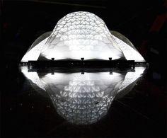 Vulcan - Laboratory for Creative Design - Beijing Design Week - 1086 pièces de 8m de long imprimées en 3D