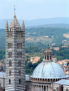 Duomo di Siena, Siena, Province of Siena, Tuscany, Italy ---Oh yes! I have been here.  And it was wonderful of course!
