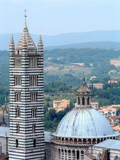 Duomo di Siena, Siena, Province of Siena, Tuscany, Italy