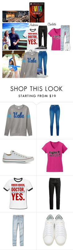 """""""Evita // The Clearwaters // 10/14/16"""" by amazing-poly-friends ❤ liked on Polyvore featuring Victoria's Secret, Converse, MasterCraft Union, Hollister Co., Yves Saint Laurent, Vans and ClearwatersPolyFam"""
