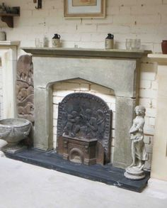 Image result for french limestone mantel French, Image, Home Decor, Decoration Home, French People, Room Decor, French Language, France, Interior Decorating