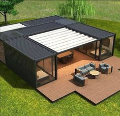 """CONTAINER HOMES 