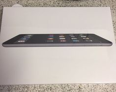 FOR SALE:  Apple iPad mini 2 32GB, Wi-Fi + Cellular (Verizon), 7.9in - Space Gray #Apple #iPad #iPadMini http://www.ebay.com/itm/272472809081 **MUST ADD TO YOUR VERIZON ACCOUNT!!!**  **ENDS IN 6 HOURS**