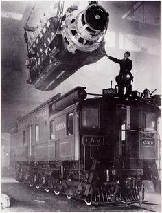 Electric Locomotive, Diesel Locomotive, Steam Locomotive, Locomotive Engine, Rail Car, Old Trains, Train Pictures, Train Engines, Steam Engine