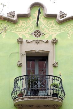Barcelona - Gran de Sant Andreu 033 c   Modernisme