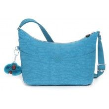 Kipling Women'S Cammie Small Shoulder Bag Blue Teal 116