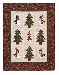 Quilting for Christmas by Leisure Arts   ConnectingThreads.com