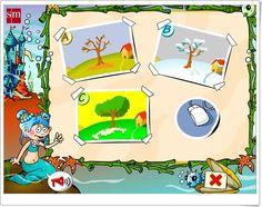 """Juega con Luna, la sirena"" (Juegos multidisciplinares de 2º de Primaria) Family Guy, Fictional Characters, Teaching Resources, Learning, Games, Fantasy Characters, Griffins"