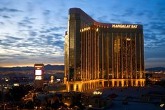 Mandalay Bay, Las Vegas   - Learn all about My First Hacked Travel Trip (to Las Vegas) and how I saved $1,023.88 http://travelnerdnici.com/first-hacked-travel-trip-las-vegas/ - Explore the World with Travel Nerd Nici, one Country at a Time. http://TravelNerdNici.com
