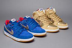 Eric Koston Nike SB Dunks
