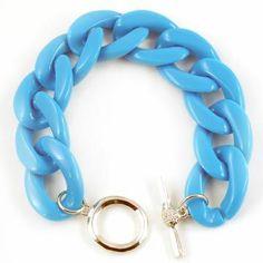 Neon,Acrylic,Link,Bracelet,neon bracelet, link bracelet, acrylic link bracelet, blue neon link bracelet, orange neon link bracelet