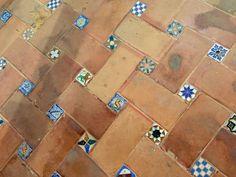 Alcazar, Spanish tile, Sevilla, Seville, Spain