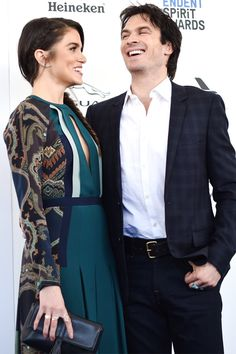 The Way Ian Somerhalder Looks at Nikki Reed Is How Every Girl Wants to Be Looked At