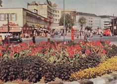 Berlin-Gesundbrunnen,Badstrasse 1969