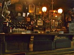 Lost City: How to Be Alone in McSorley's Ale House
