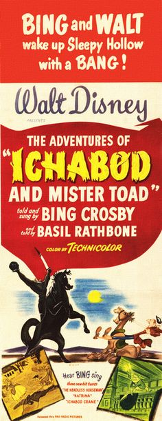 The Adventures of Ichabod & Mister Toad (1949)
