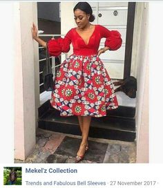 Every fashionable lady would love to be seen in the Latest Ankara Gown Styles. The creativity of Nigerian fashion designers brings hundreds of Ankara styles to life. African Inspired Fashion, Latest African Fashion Dresses, African Print Fashion, Africa Fashion, Ankara Fashion, Nigerian Fashion, Latest Fashion, Womens Fashion, Fashion Trends