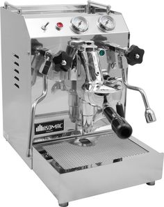 Isomac tea iii - hx, tank only espresso machines i'm conside Italian Espresso Machine, Commercial Espresso Machine, Coffee Maker Machine, Cappuccino Machine, Coffee Equipment, Shop Plans, Espresso Coffee, Diy Design, Coffee Shop