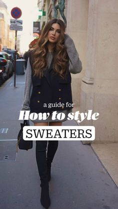 Winter Fashion Outfits, Fall Winter Outfits, Autumn Winter Fashion, Fashion Tips, Cute Casual Outfits, Chic Outfits, Negin Mirsalehi, Flagstone, Clothing Hacks