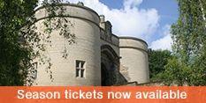 Visiting Nottingham Castle