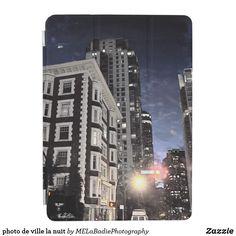 photo de ville la nuit