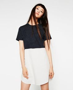 Robe t-shirt- Zara