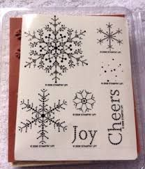 stampin' up the snowflake spot - Google Search