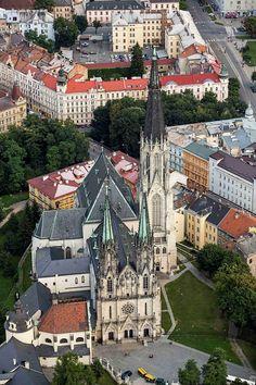 Czech Republic, Prague, Cathedral, Building, Travel, Viajes, Buildings, Cathedrals, Destinations