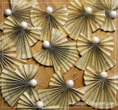 . Christmas Tree, Christmas Ornaments, Xmas Crafts, Magick, Advent, Home Appliances, Homemade, Holiday Decor, Paper