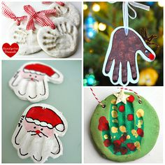 Learn how to make your own salt dough handprint ornaments with all these recipes! These are the perfect homemade Christmas gifts from kids.(How To Make Christmas Salt Dough) Christmas Crafts For Toddlers, Christmas Crafts To Make, Homemade Christmas Gifts, Crafts For Kids To Make, Christmas Activities, Toddler Crafts, Kids Christmas, Homemade Gifts, Christmas Decorations