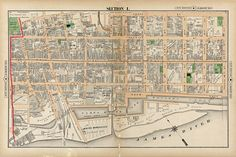 Richmond canal map | Flickr - Photo Sharing!