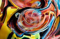 Photo about Lines and shapes formed by different colors blown into the glass. Image of colored, colorful, close - 25657228 Shape And Form, Colored Glass, Free Photos, Bunt, Different Colors, Glass Art, Royalty Free Stock Photos, Digital Art, Shapes