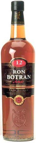 Botran - Ron Botran Añejo 12 yo label unavailable