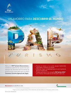 campaña para el Plan de ahorro programado de Bancoomeva