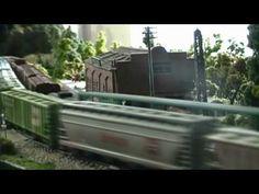 N scale Model Train Layout http://model-train-club.mybookmarklet.com