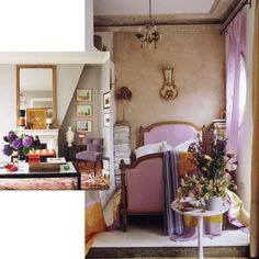 08-Colour Inspiration | Violet & Gold-This Is Glamorous